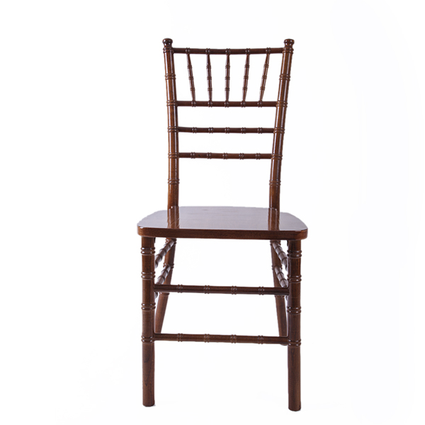 2017 Latest Design Wood Chateau Chair -