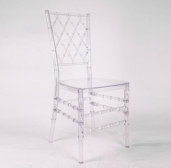 professional factory for Gold Steel Wedding Banquet Chair -