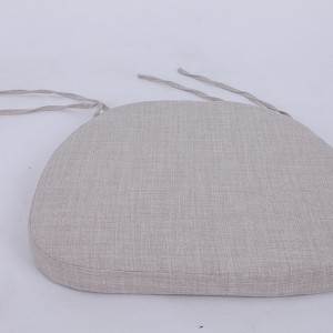 Soft cushions for forked chairs