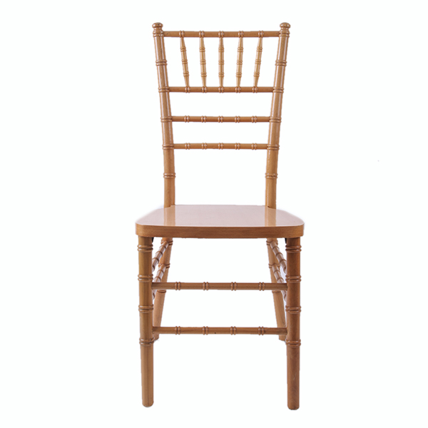 USA style chiavari chair Raw wood color Featured Image