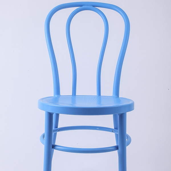 PP Resin thonet chairs blue Featured Image