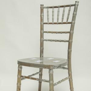 Uk style chiavari chair wash wash silvery