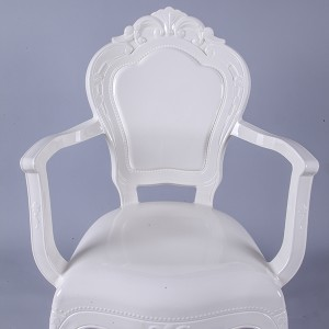 Resin bella Princess chair Ivory