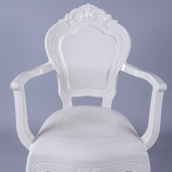 Factory directly supply Acrylic Styling Chair Salon Furniture -