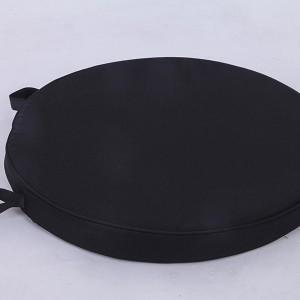 Double soft cushion black