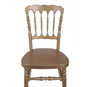 UK style napolan chair Golden