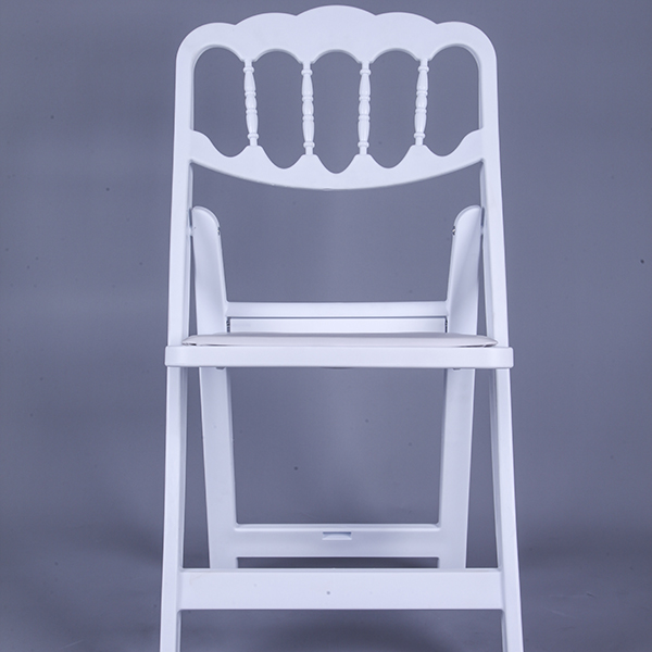 Special Price for High Siver Napoleon Chair -