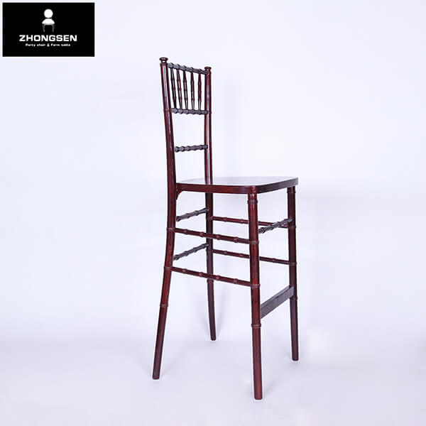 High reputation Napoleon Bar Chairs For Wedding -