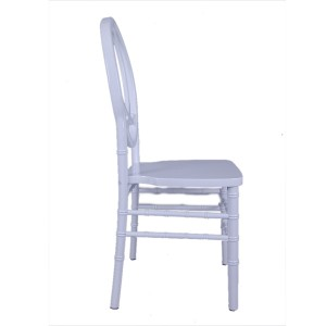 Wooden phoenix chairs white