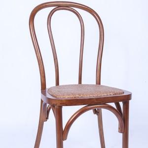 Wooden thonet chair (Rattan chigaro) 9003T