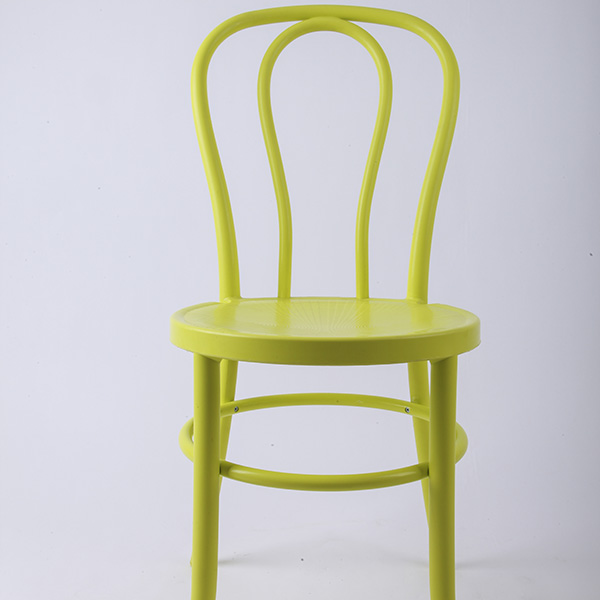 PP Resin thonet chairs Bean yellow Featured Image