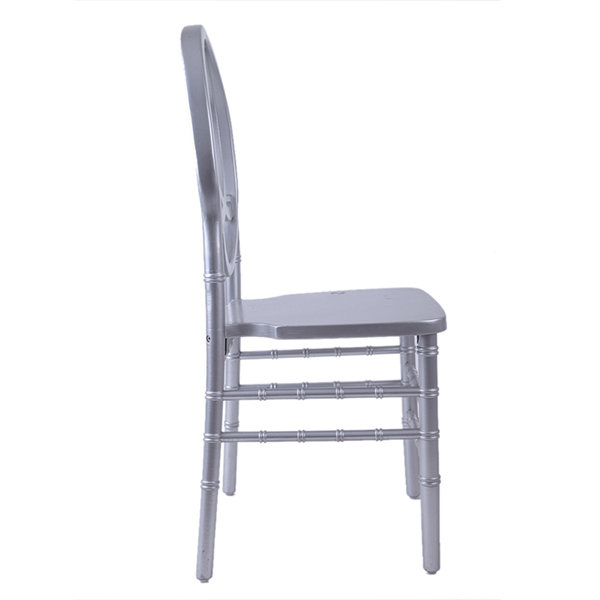China Supplier Metal Cross Back Chair -