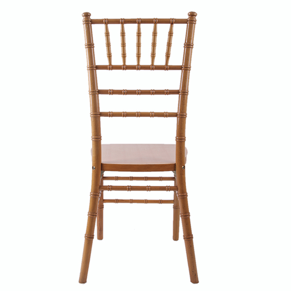Chinese wholesale White Resin Tiffany Wedding Chair -