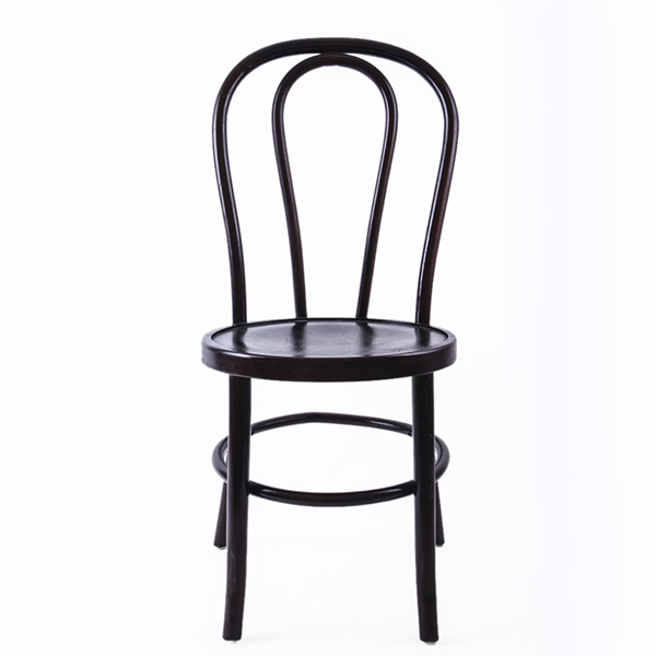 Wooden bentwood thonet chair black Featured Image