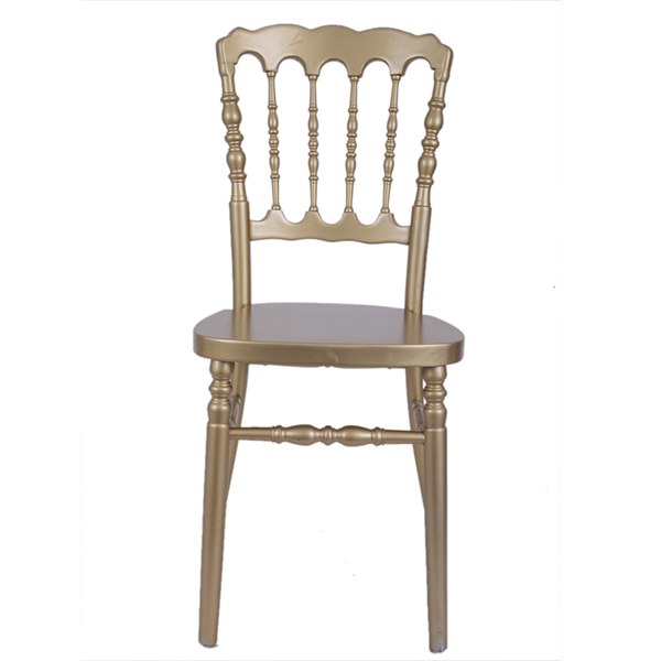 UK style napoleon chair Golden Featured Image