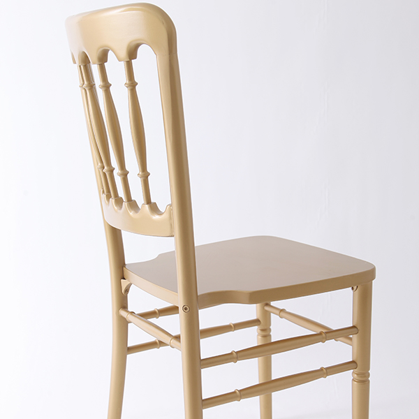 China Cheap price Gold Color Tiffany Chair -