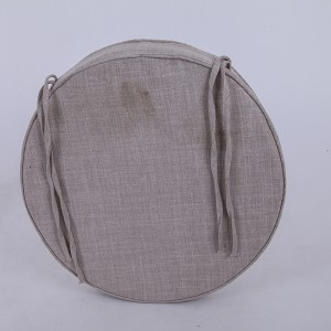 Double soft cushion linen