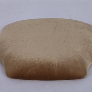 velvet Hard cushions Mustard Golden