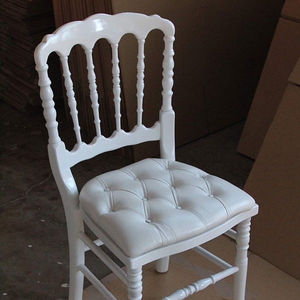 China Supplier Aluminium Tiffany Chair -