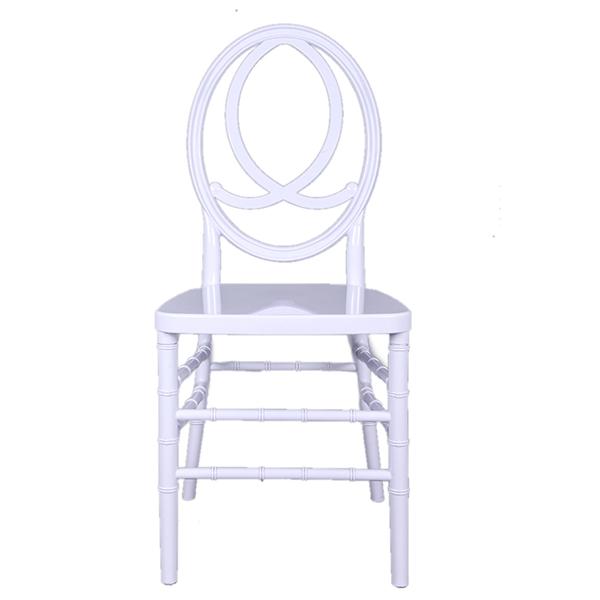 Factory Price Luxury Iron Banquet Chair -