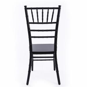 USA style chiavari chair black