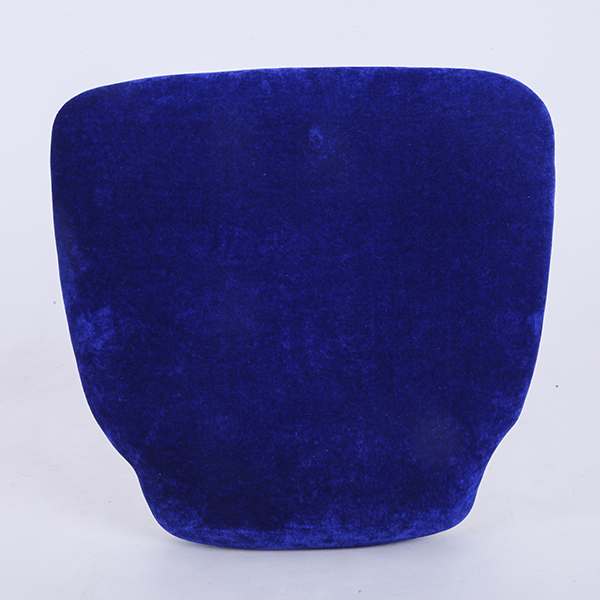 velvet Hard cushions Sapphire blue Featured Image