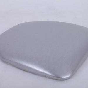 PU Hard cushions silvery