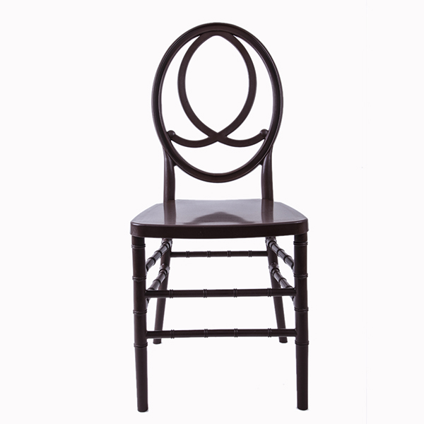 Resin phoenix chair Dark grey Featured Image