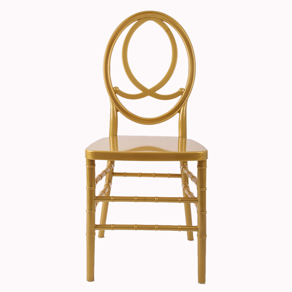 Manufactur standard Vintage Metal Chair In Dining Chair -