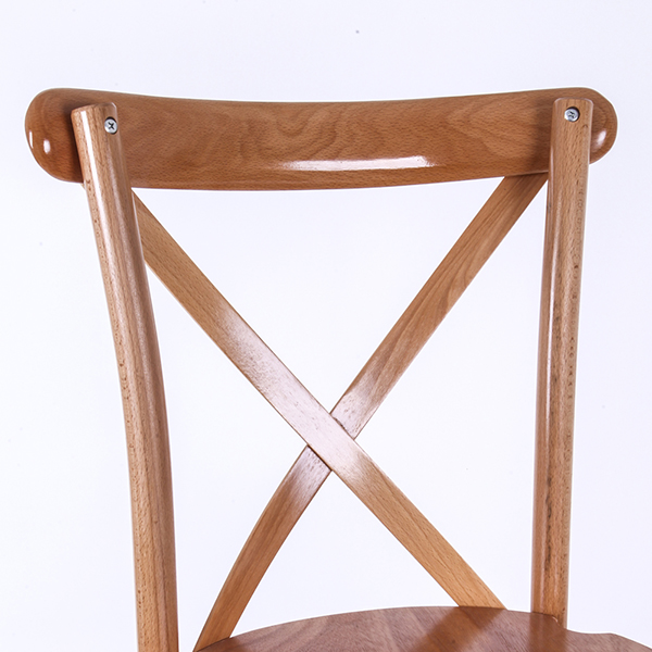 Factory wholesale Solid Beech Wood Chair -
