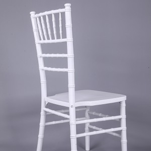 USA style chiavari chair white