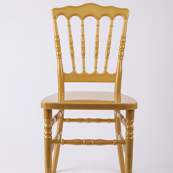 Special Design for Louis Style Gold Plated Dining Chair -