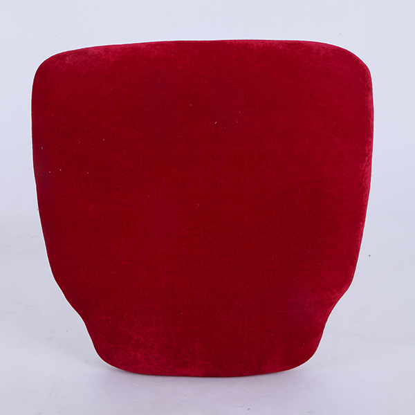 Quality Inspection for King White Wedding Chair Cover -