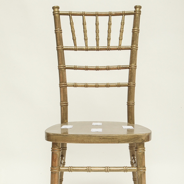 China Gold Supplier for Chiavari Wood Chair -
