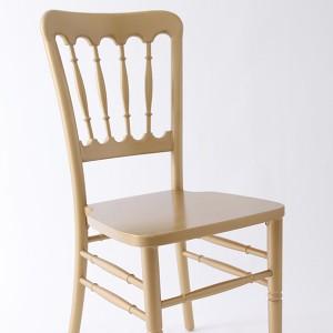 UK style castle chair Golden