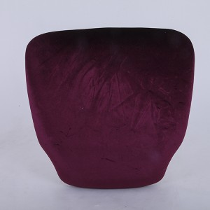 Beludru bantal Hard Wine abang