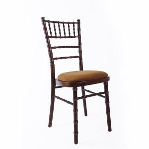 luxury Uk style chiavari chair purplish red