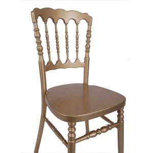 UK style napolan chair Golden