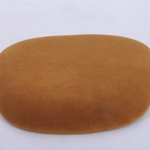 velvet Hard cushions Yellowish rice