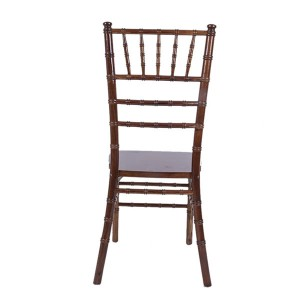 USA style chiavari chair Fruit wood