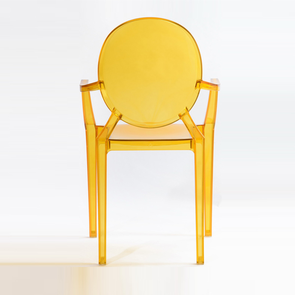 Cheapest Factory Metal Chiavari Bar Chairs -