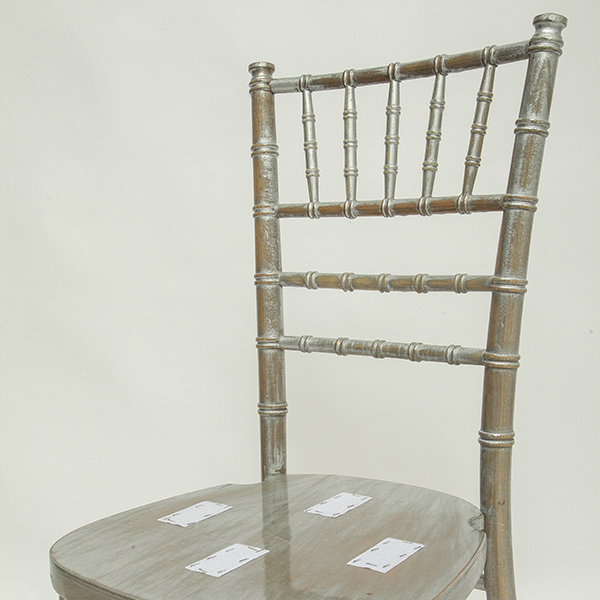 8 Year Exporter Party Wedding Chair -