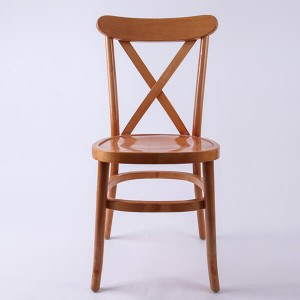 Wooden tuscan chair Raw huni