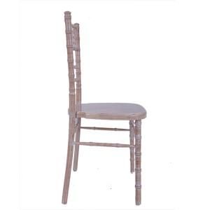 luxury Uk style chiavari chair Wash white