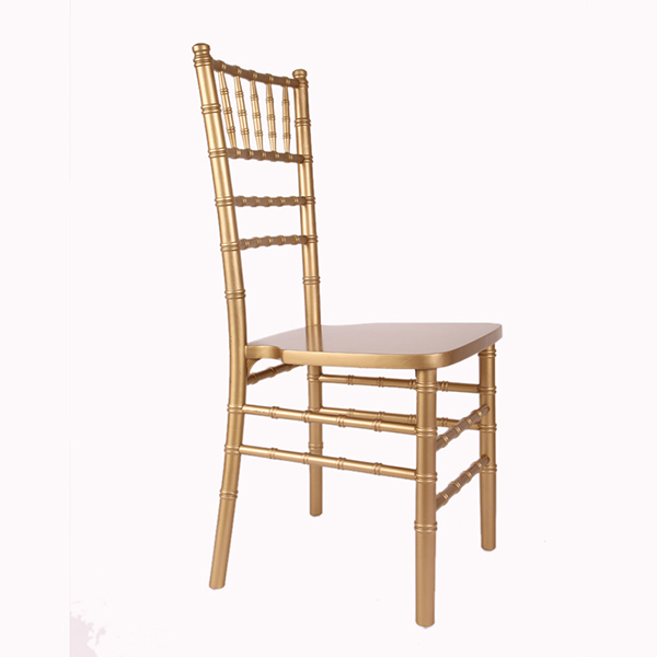Short Lead Time for Cheap Aluminum Chiavari Chairs -
