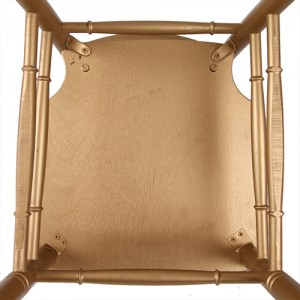 Cheltenham chair Golden