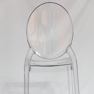 Smola sofia stolice 36-9007L Transparent