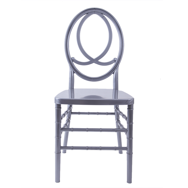 New Arrival China Clear Resin Napoleon Chair -