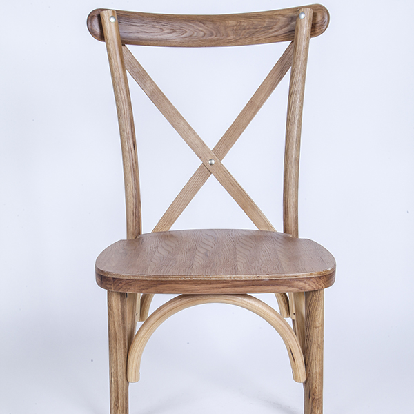 China OEM Wholesale White Wood Chiavari Chair -