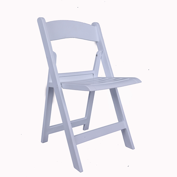 OEM/ODM Factory Wedding Resin Folding Chair Used -